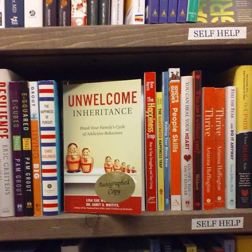 ACoA Bookstore Adult Children Of Alcoholics ACoAs Welcome Home